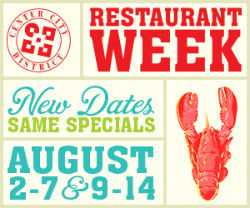 Restaurant Week Starts Sunday