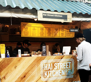 Hai Street Kitchen in NYC for Broadway Bites