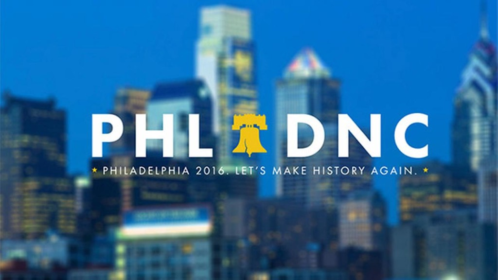 DNC in PHL, DNC in Philadelphia, #DNCinPHL, DNC 2016, Philly,